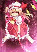 flandre scarlet by crossryou
