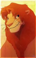 Simba Bust by Shembre