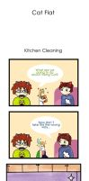 CF_Kitchen Cleaning by Rain7777