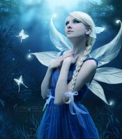 Fairy Dust by EnchantedWhispersArt