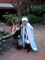 Chibi Prussia and Germany by Jagggedstar4