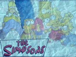 The Simpsons by irock708