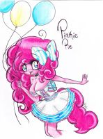 Pinkie Pie by TheLouSama