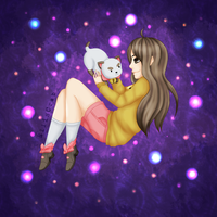Bee And PuppyCat by EllisCrab