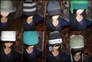 Hats by systematic-chaos