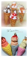 Ice Cream Accessories by kalos-eidos-skopein