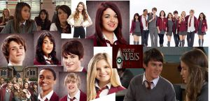House of Anubis Collage by RandomGirlInTheRoom