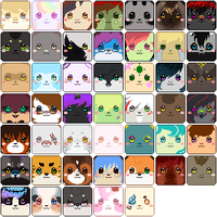Square Icon Army by Bluefirewings