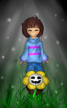 Undertale|Be careful with who you trust| by Nikkisses