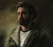 Chuck, Supernatural by RussianVal