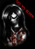 Another Jeff The Killer by BrainLessGirl