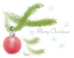 Christmas Card by J-Works