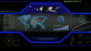 Earth System by bleumart