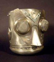 Robot Head-021 ION by Harris-Built