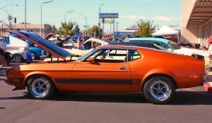 351 Ram Air Mach 1 by StallionDesigns
