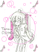 Contest Entry: Tomo Chiyoko by Tetzu-the-otaku