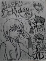 Happy Birthday May!! by Shintafaradina1