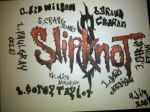 Slipknot Logo by krazypunkkid23