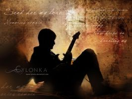 Send her my love by cylonka