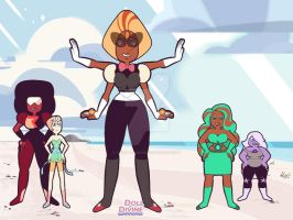 they just had to make Sardonyx by FairyTailKing