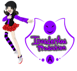 InvaderAna Production by OreoMilu