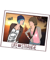 Max Caulfield and Chloe Price - Life Is Strange by javoris767
