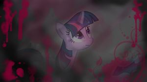 Twilight Sparkle - Blood. by Joasiaaa10