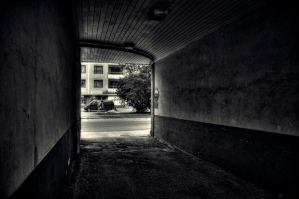 Hiding in the gateway by wchild