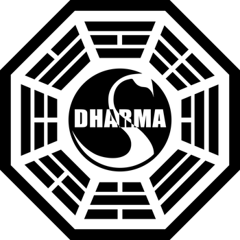Dharma Swan Station -version 2- by nousernameremain