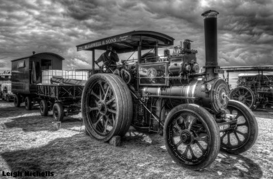Steam by nicholls34