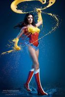 SPLASH HEROES - AurumLight Milk Calendar 2015 10 by Jaroslav-AurumLight