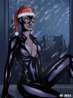 Catwoman 2 by crow110696