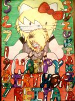 Happy Birthday Reita by 1Gaaralover