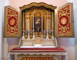 PRIVATE ALTAR by isabelle13280