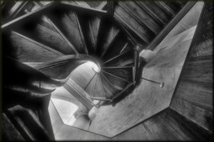 Stairs by Wetterlage