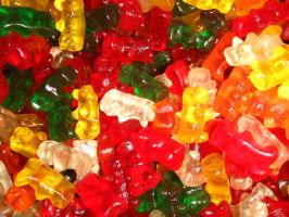 Gummi bears by RettopYrrah