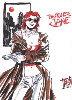 Quick PainKiller Jane by tZuB