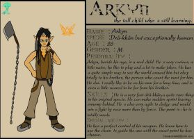 OCT reference - Arkyn by pklcha