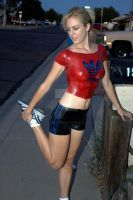 Adidas Body Painting 23 by Chutography