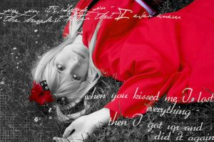 Misa - And then you kissed me by Sheeris-Jemima