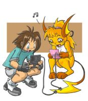Raichu Adapter by bittenhard