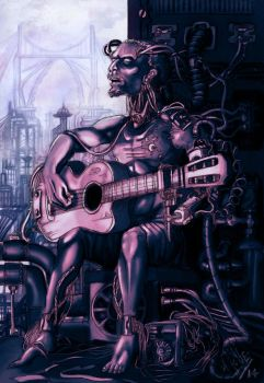 Babylon Blues by Migue22