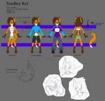 TomBoy Ref. 2010 by MidNight-Vixen