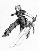 Something Like Flying Shaded by Ex-Soldier-Cloud