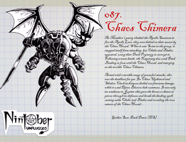 Nintober Unplugged 087 - Chaos Chimera by fryguy64