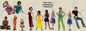 Prize Pack: contemporary by Arlesienne