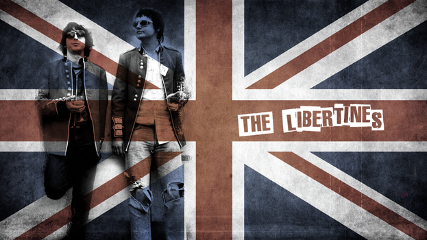 The Libertines by MisterEverybody