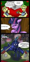 MLP: Ace in the Hole by NikiStix