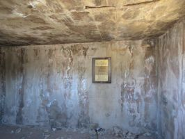 Show Low, Az. Jail (interior) by dragkingaswell