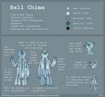 Bell Chime REF SHEET by VCR-WOLFE